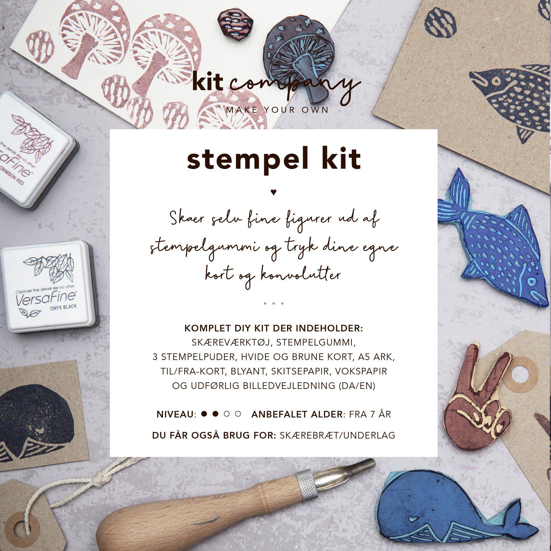 Stempel Kit