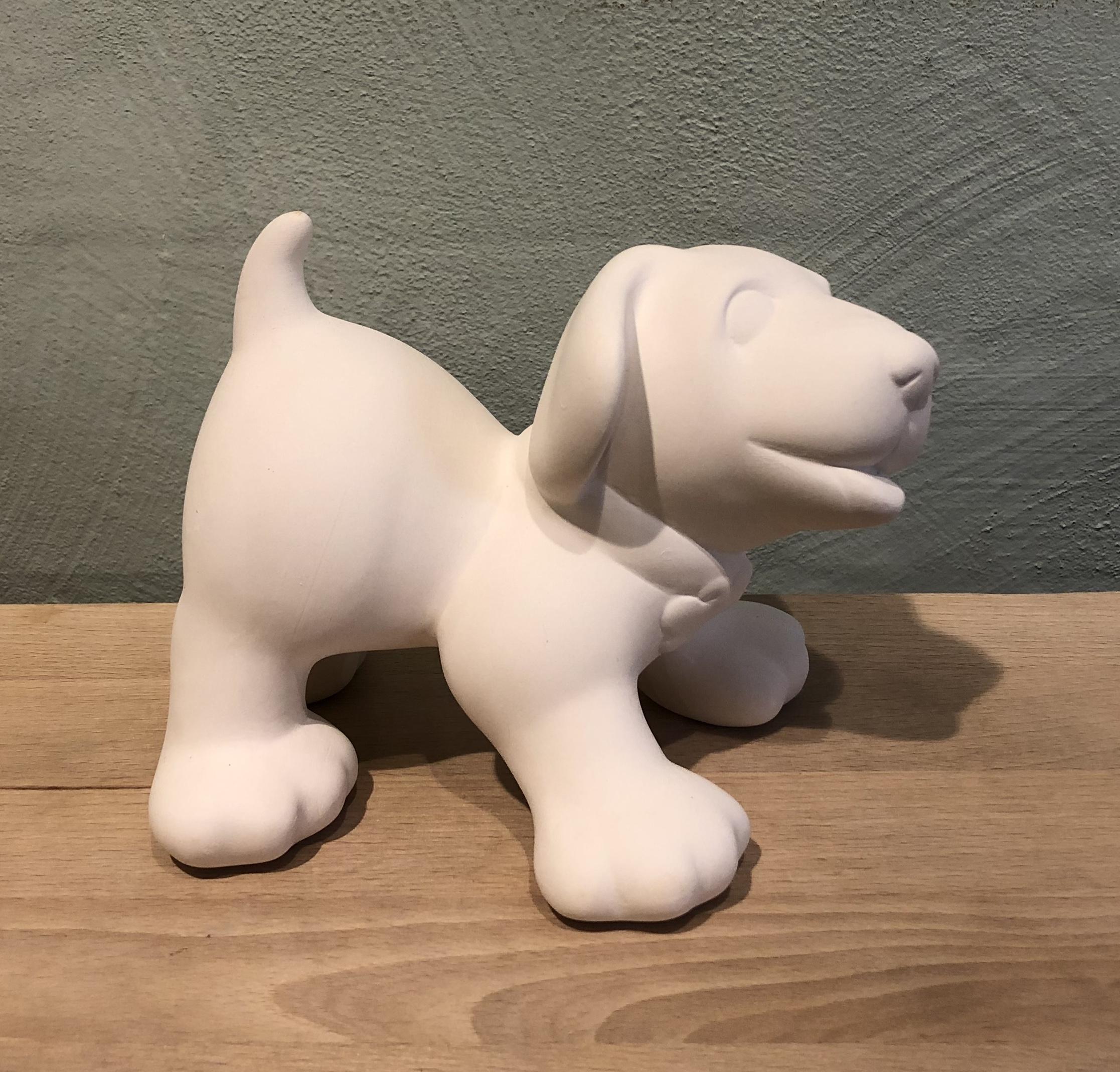 Hund, stor