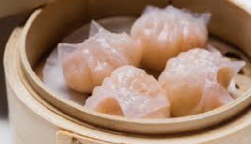 蝦餃 Shrimp Dumpling Dim Sum