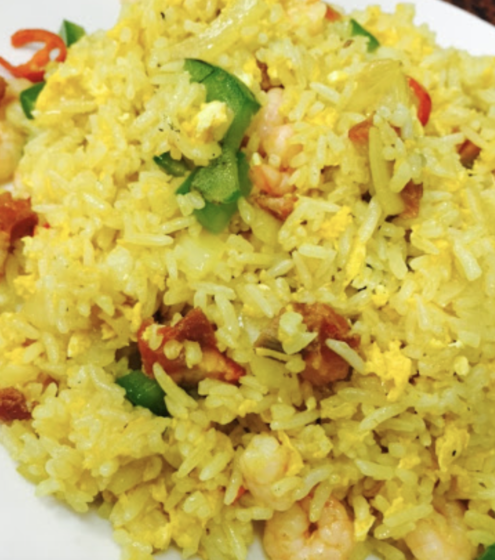 星洲炒飯 Singapore Fried Rice