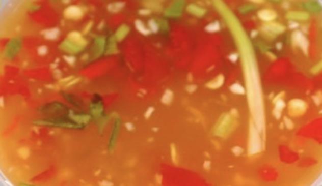酸辣汁 Sour & Spicy Sauce