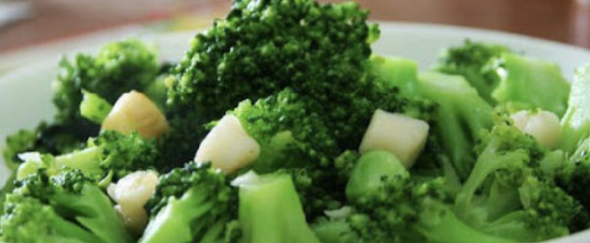 蒜蓉炒什菜 Stir Fried Mixed Vegetables w Garlic Sauce