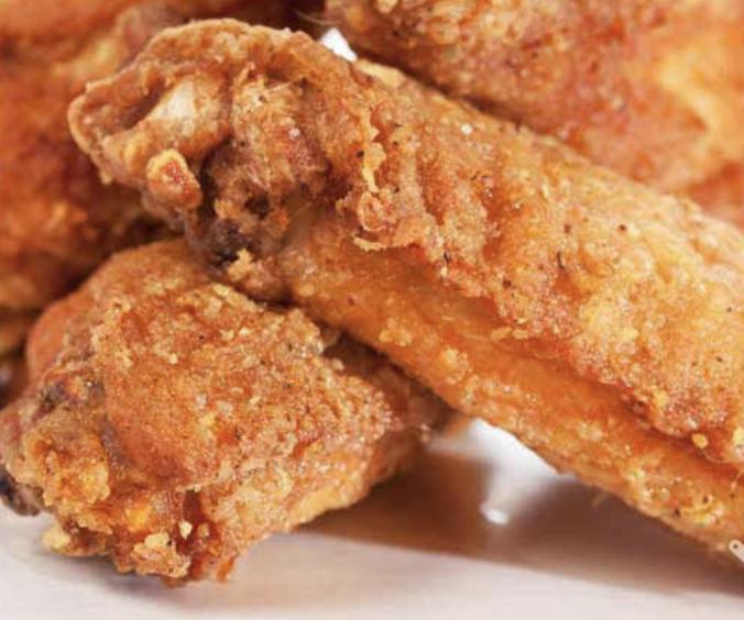 炸雞翼 Fried Chicken Wings (contains peanut)