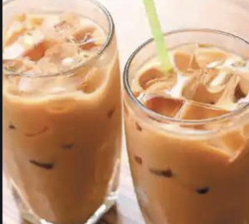 凍奶茶 Iced Milk Tea