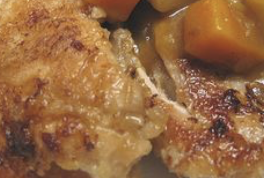 咖哩雞扒飯 Chicken Steak Curry Rice