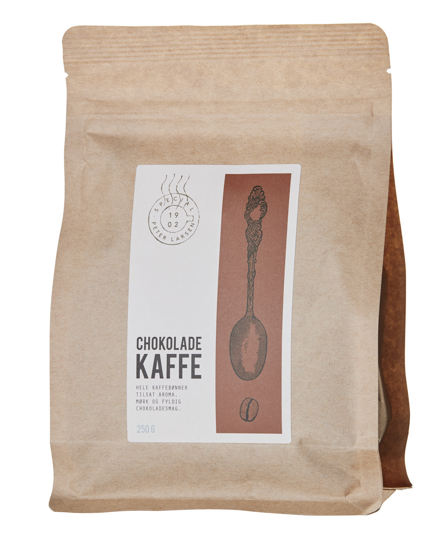 Aromakaffe, chokoladekaffe