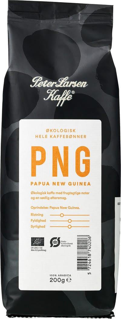Papua New Guinea kaffe, hele bønner