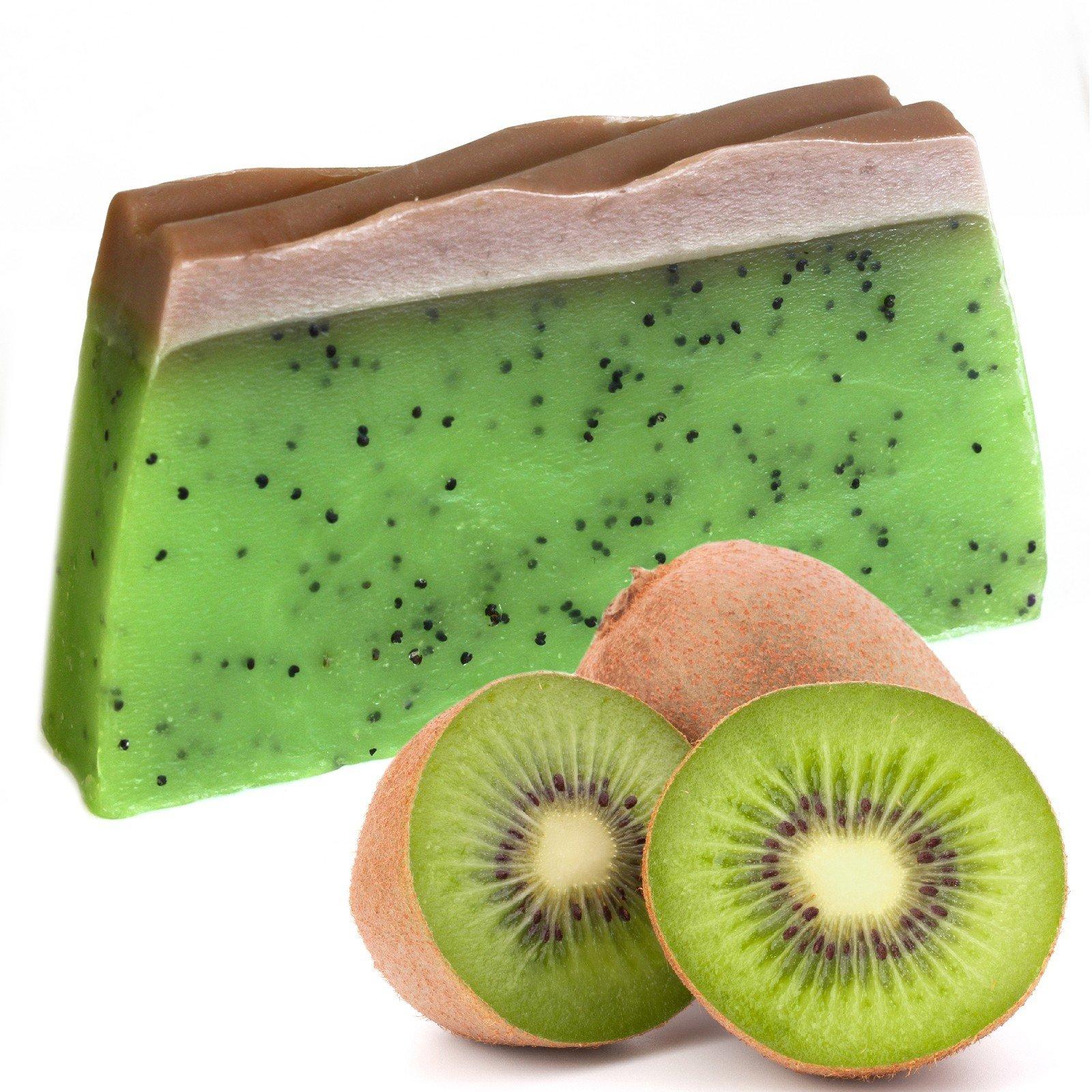 Håndlavet sæbe kiwi