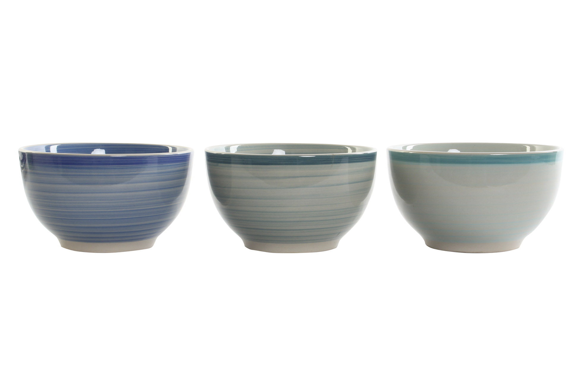 Frokosttallerken i keramik