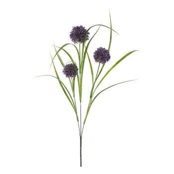Kunstig blomst,  Allium
