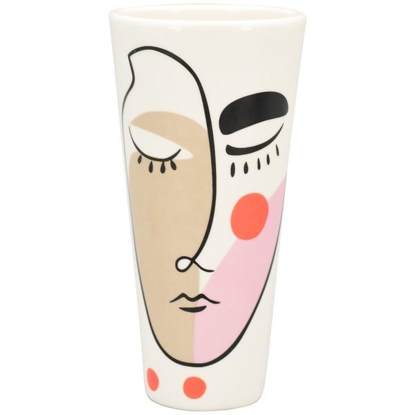 Vase, MusH 8,5x8,5x17,2 cm