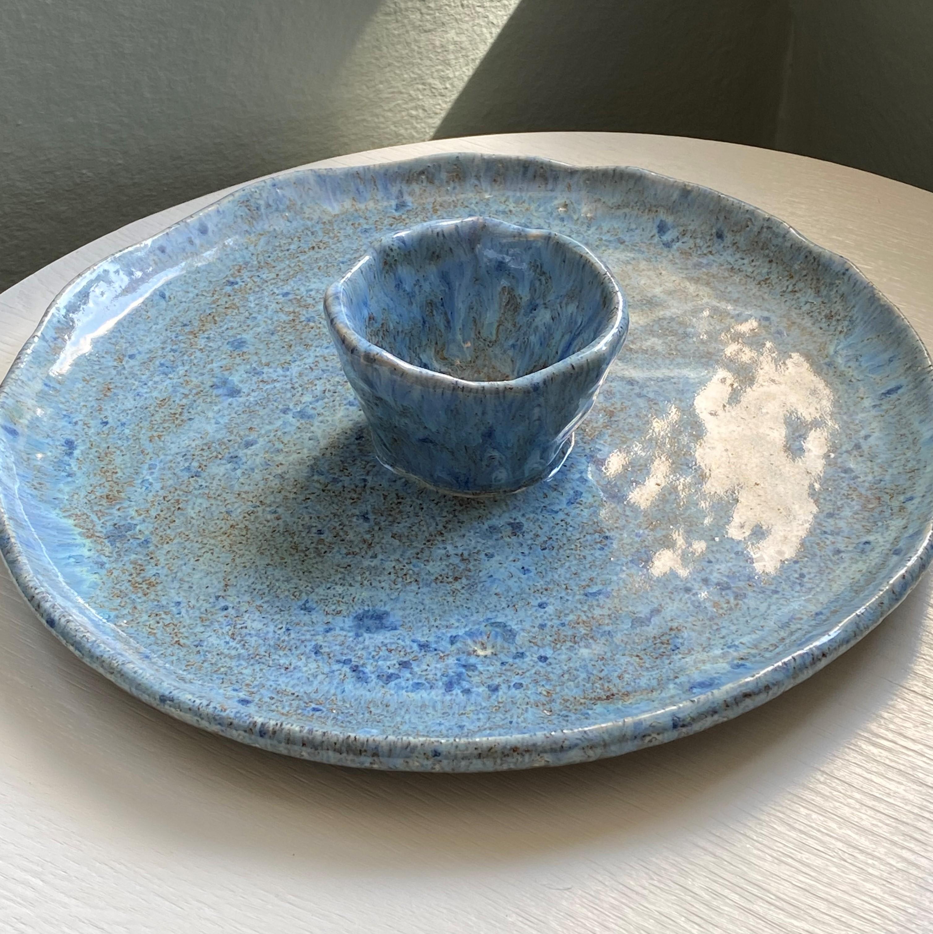 Unika fad i keramik, 2