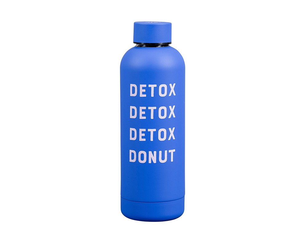 Drikkeflaske fra Yes Studio! Detox