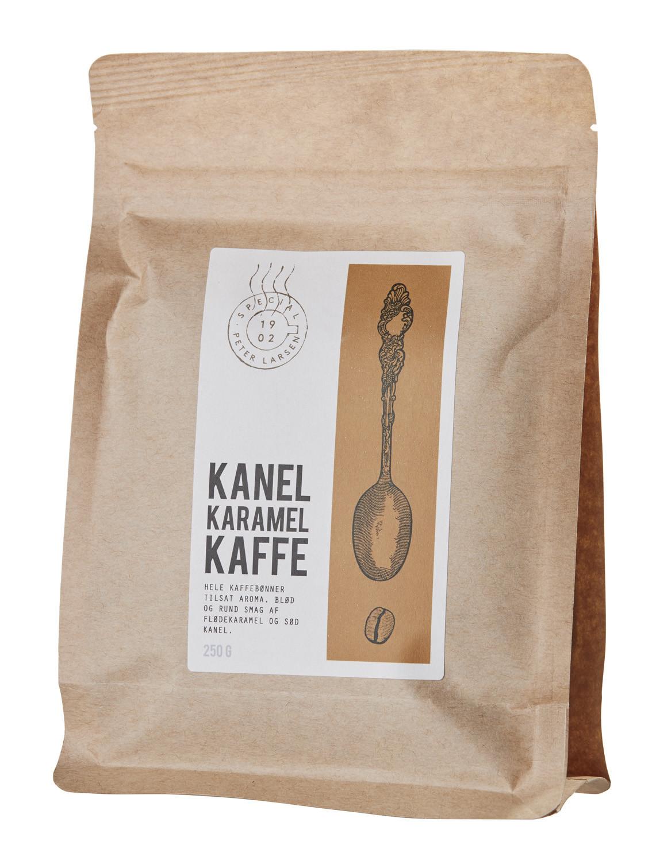 Aromakaffe, kanel karamel kaffe