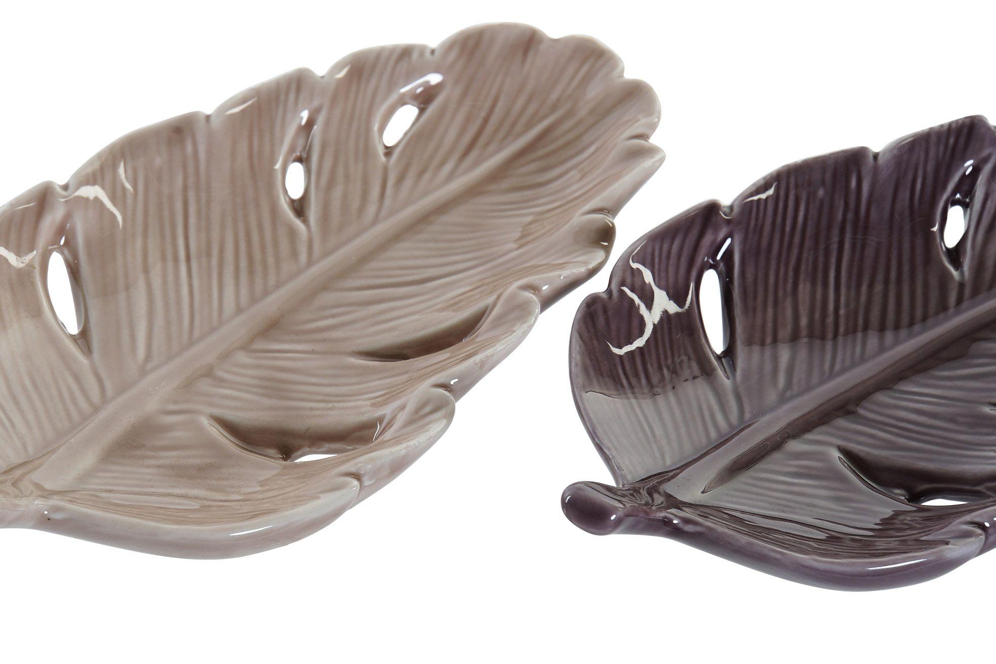 Fad i keramik 28x12x4 cm