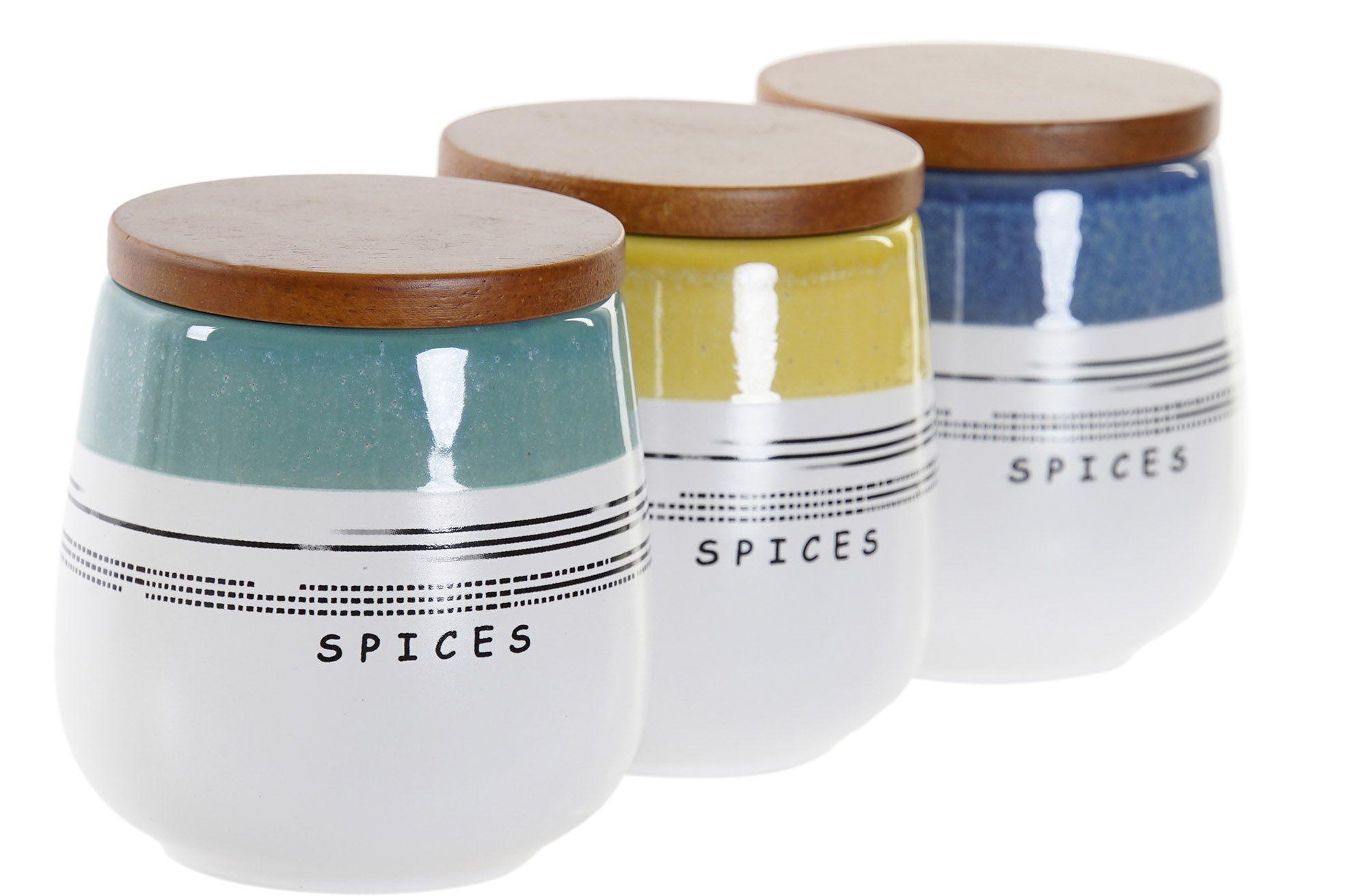 Krydderikrukke i keramik