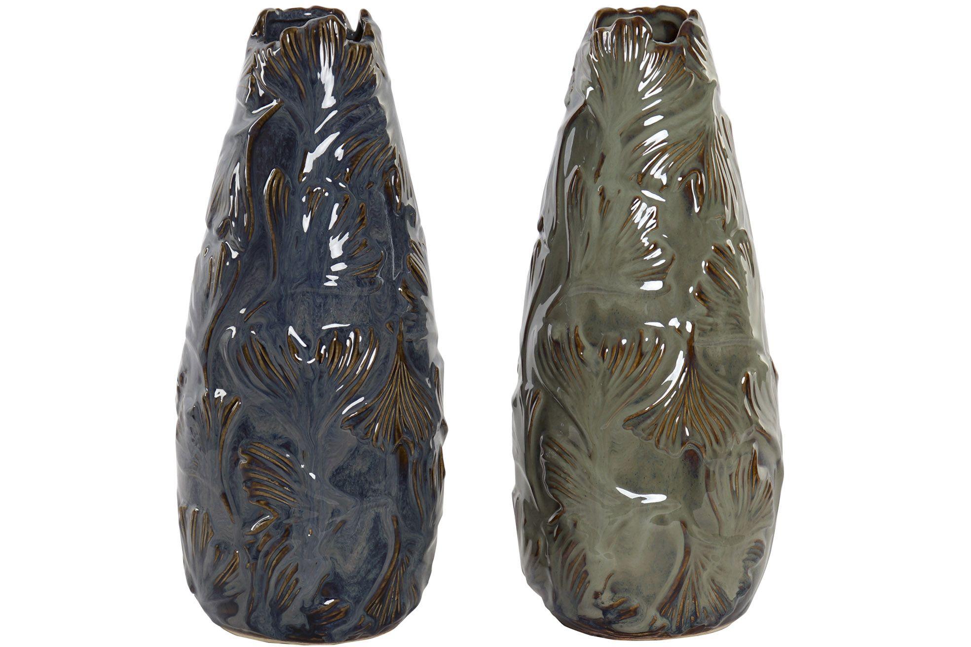 Vase i keramik 14,5x33 cm