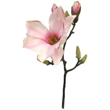 Kunstig blomst, pink magnoliagren