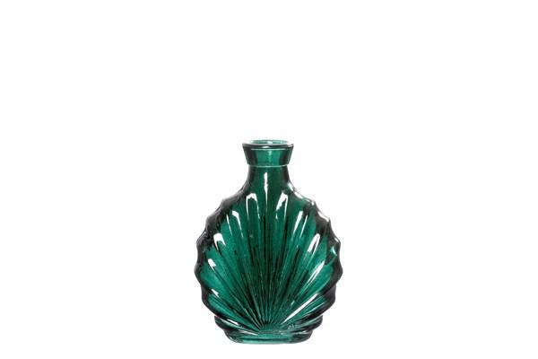 Oakland grøn minivase, 9x12 cm