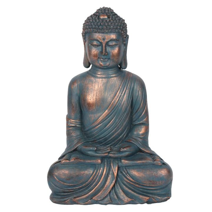 Siddende Buddha