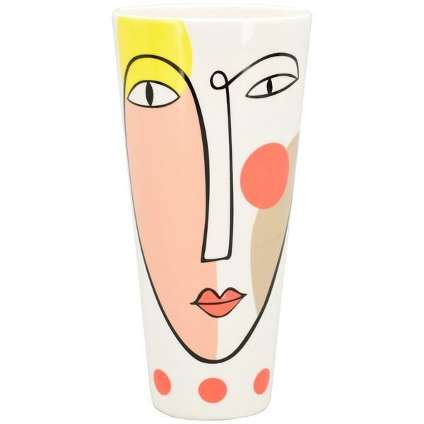 Vase, MusH 11,5x11,5x23 cm