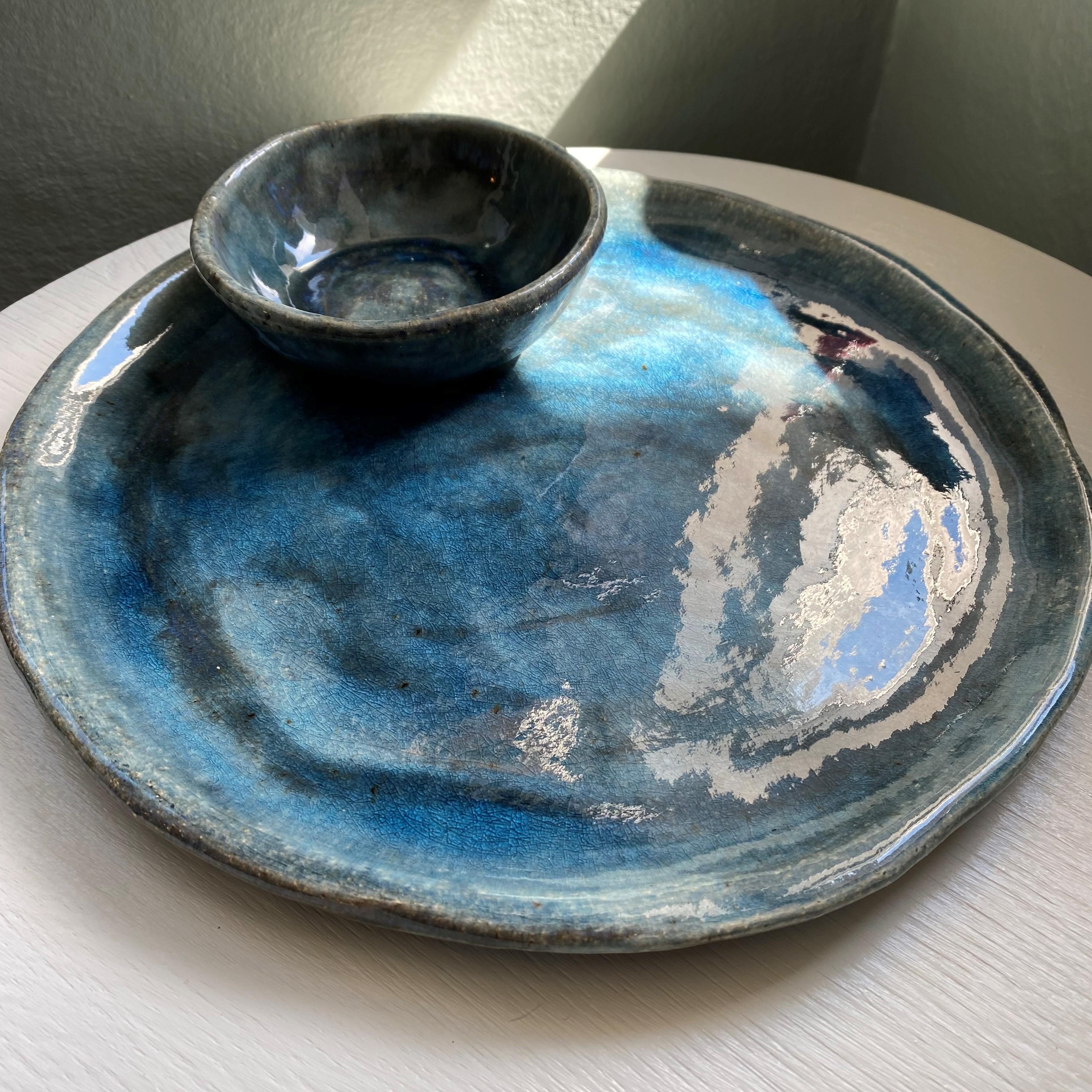 Unika fad i keramik, 1