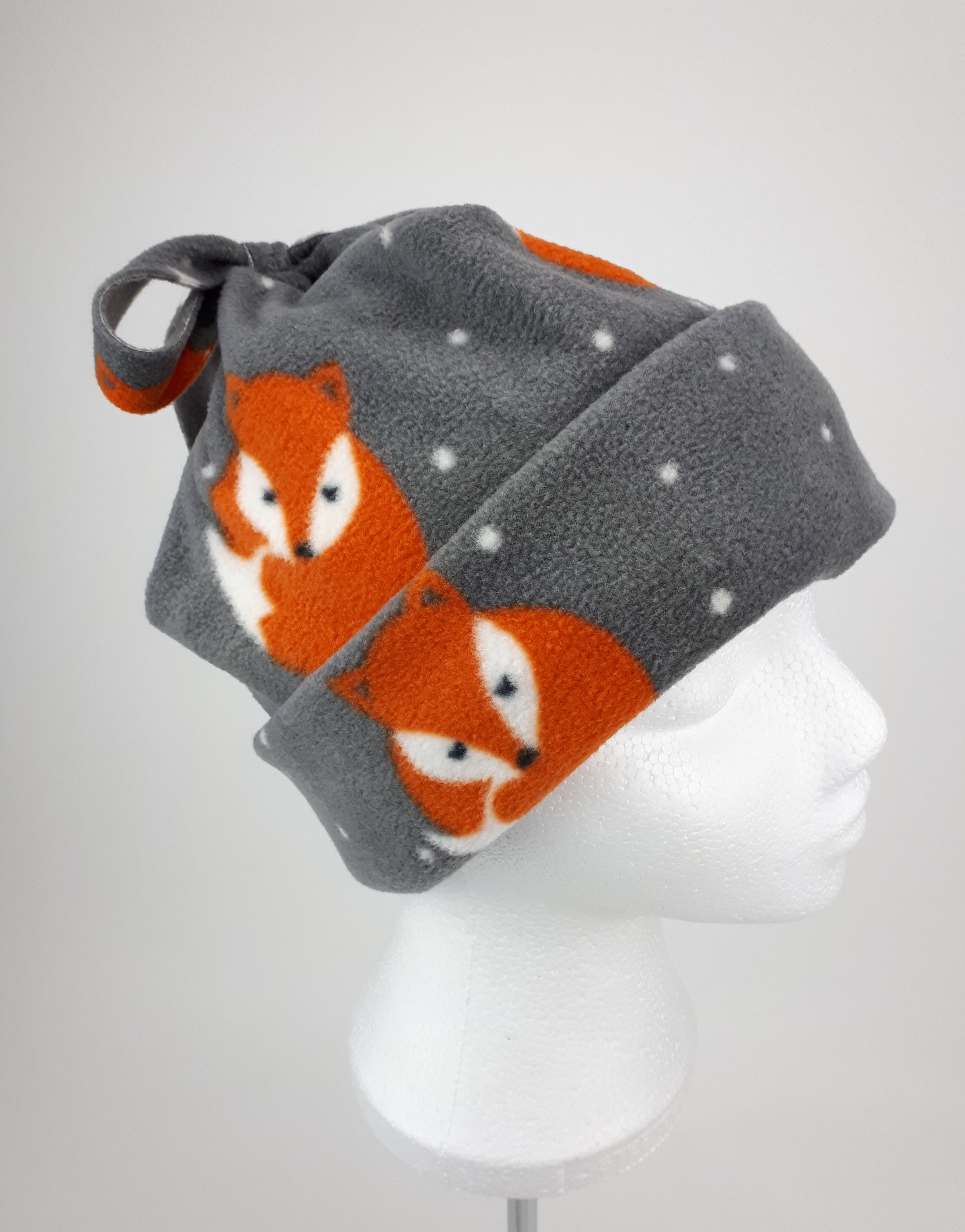 Grey Fox Hat