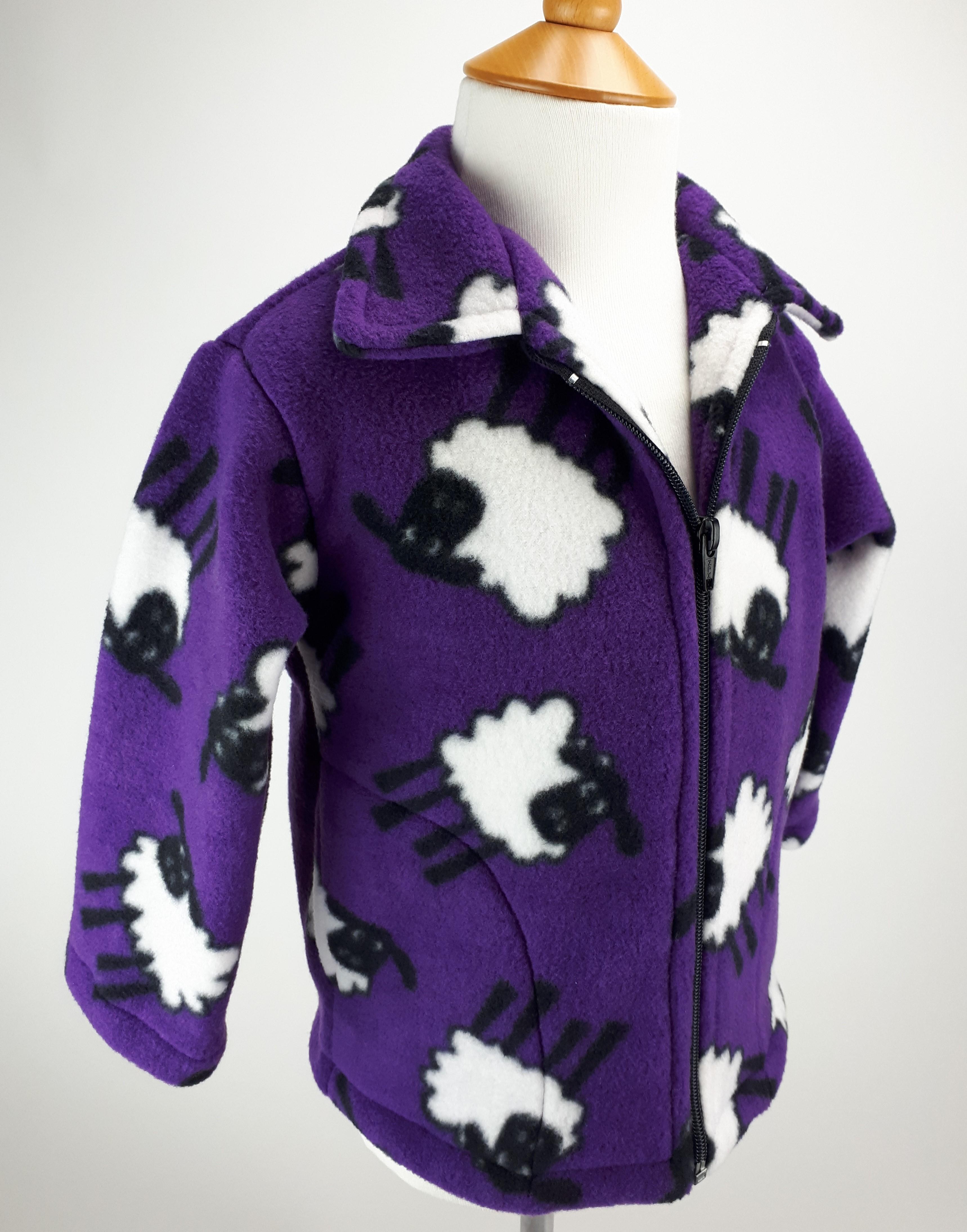 Purple Sheep Jacket