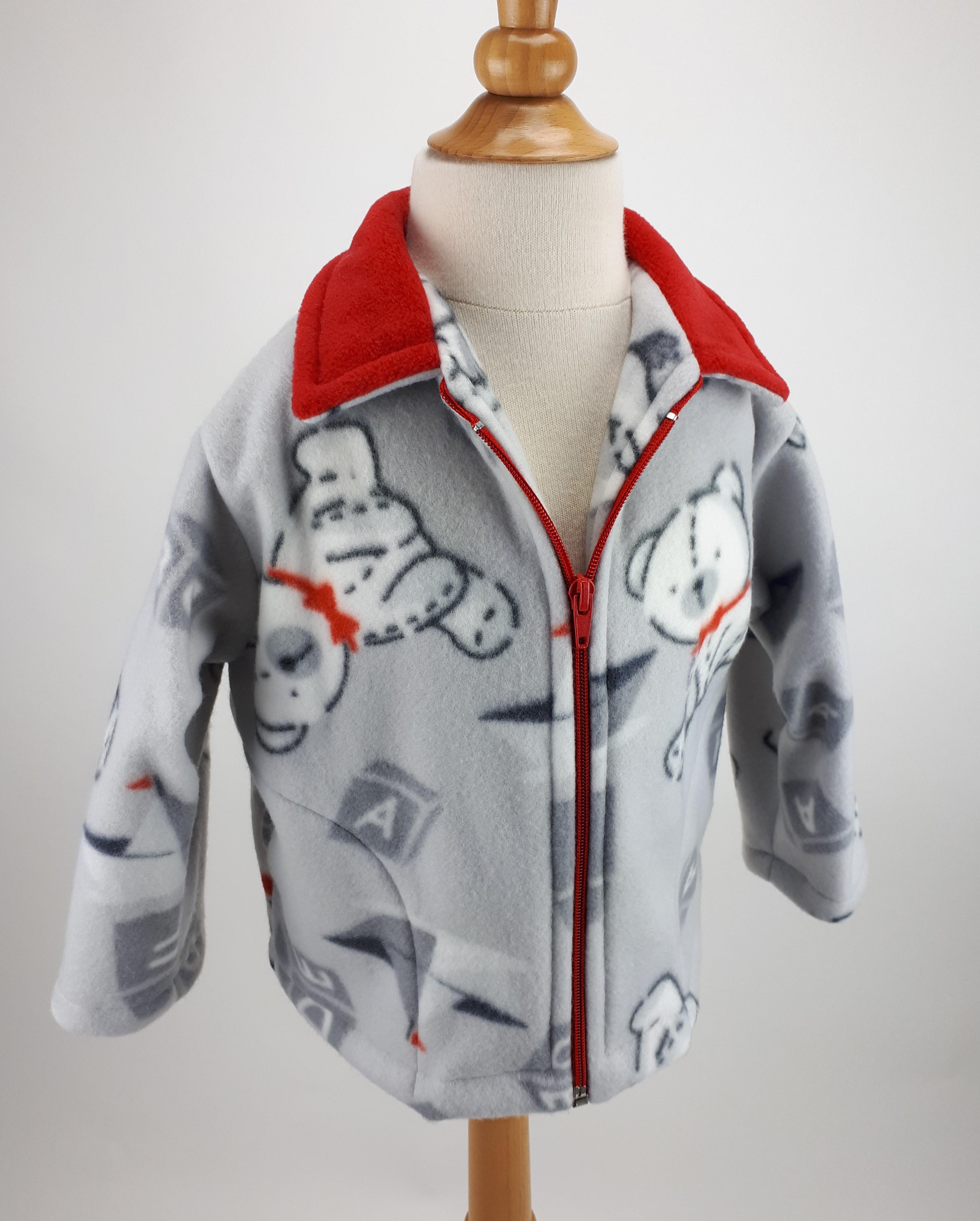 Grey Toys Jacket