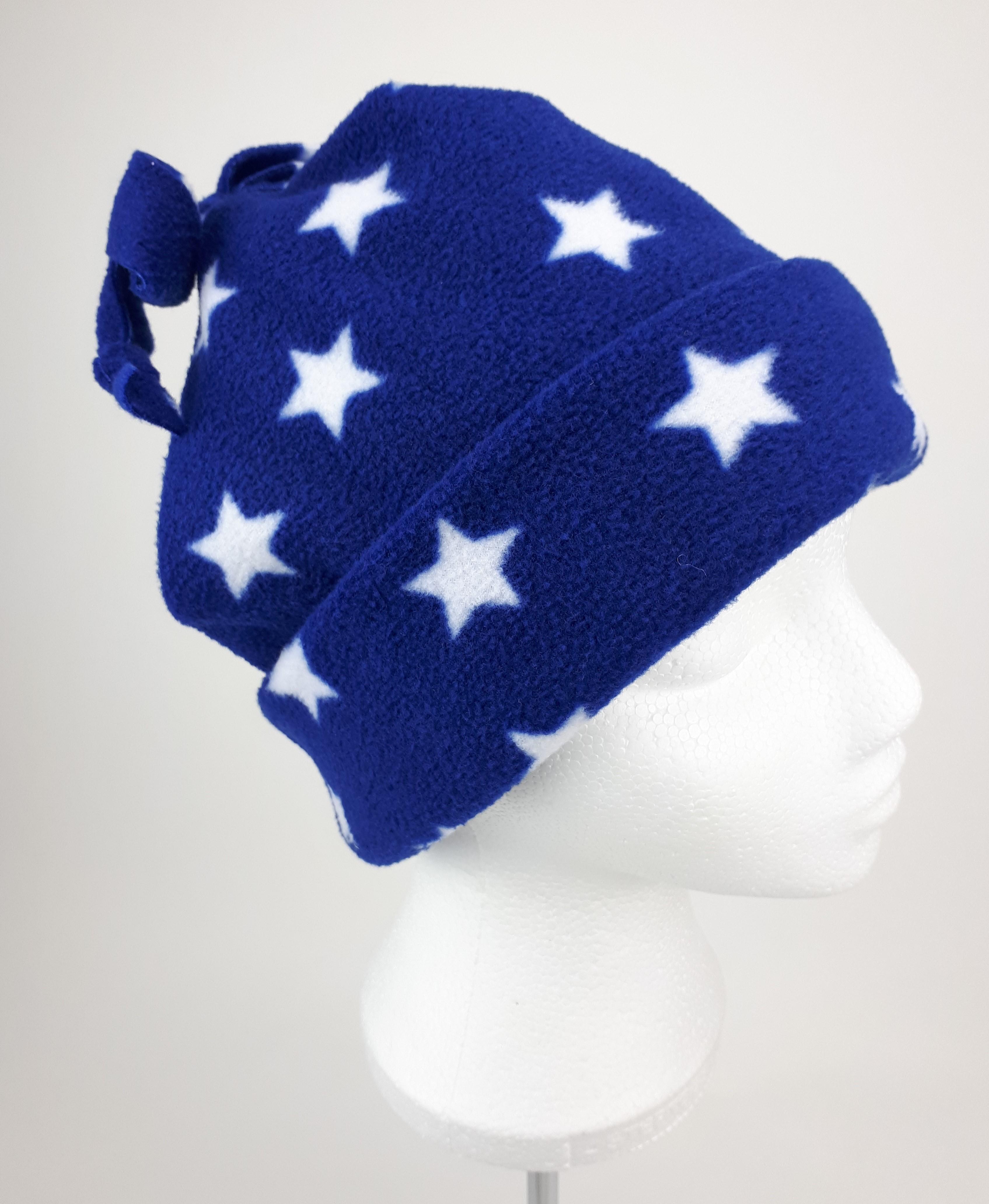 Blue Stars Hat