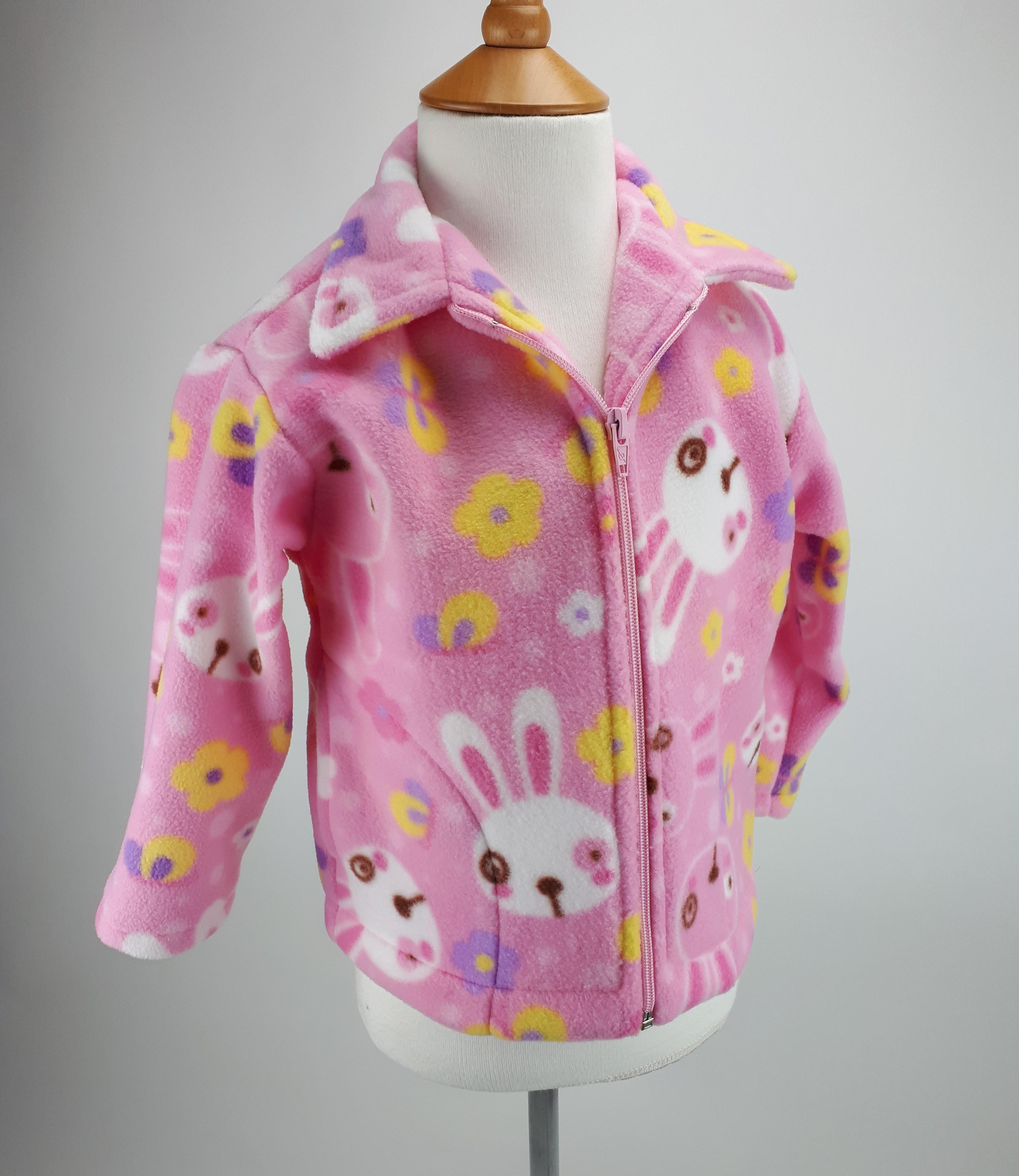 Pink Rabbits Jacket