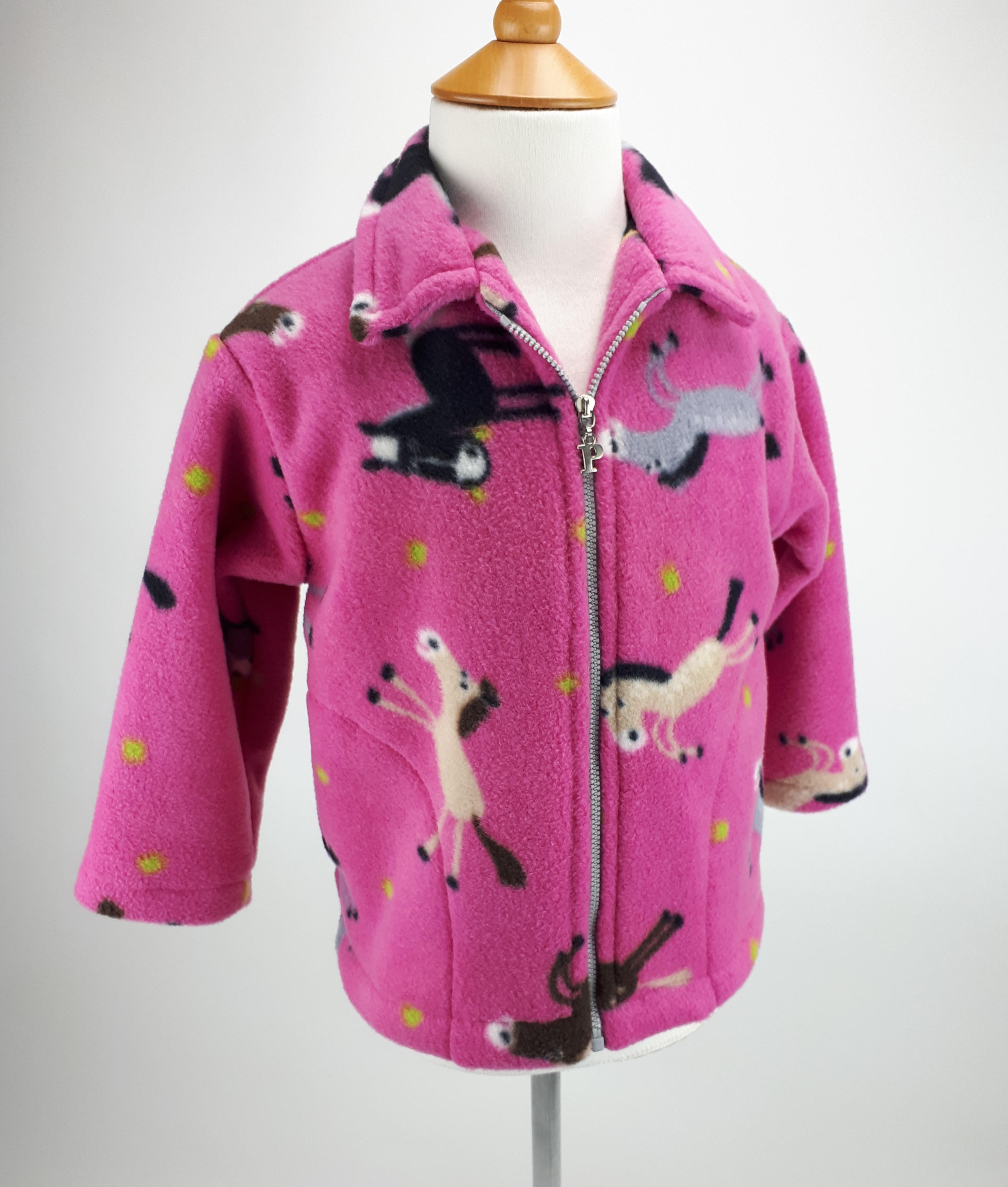 Pink Pony Jacket