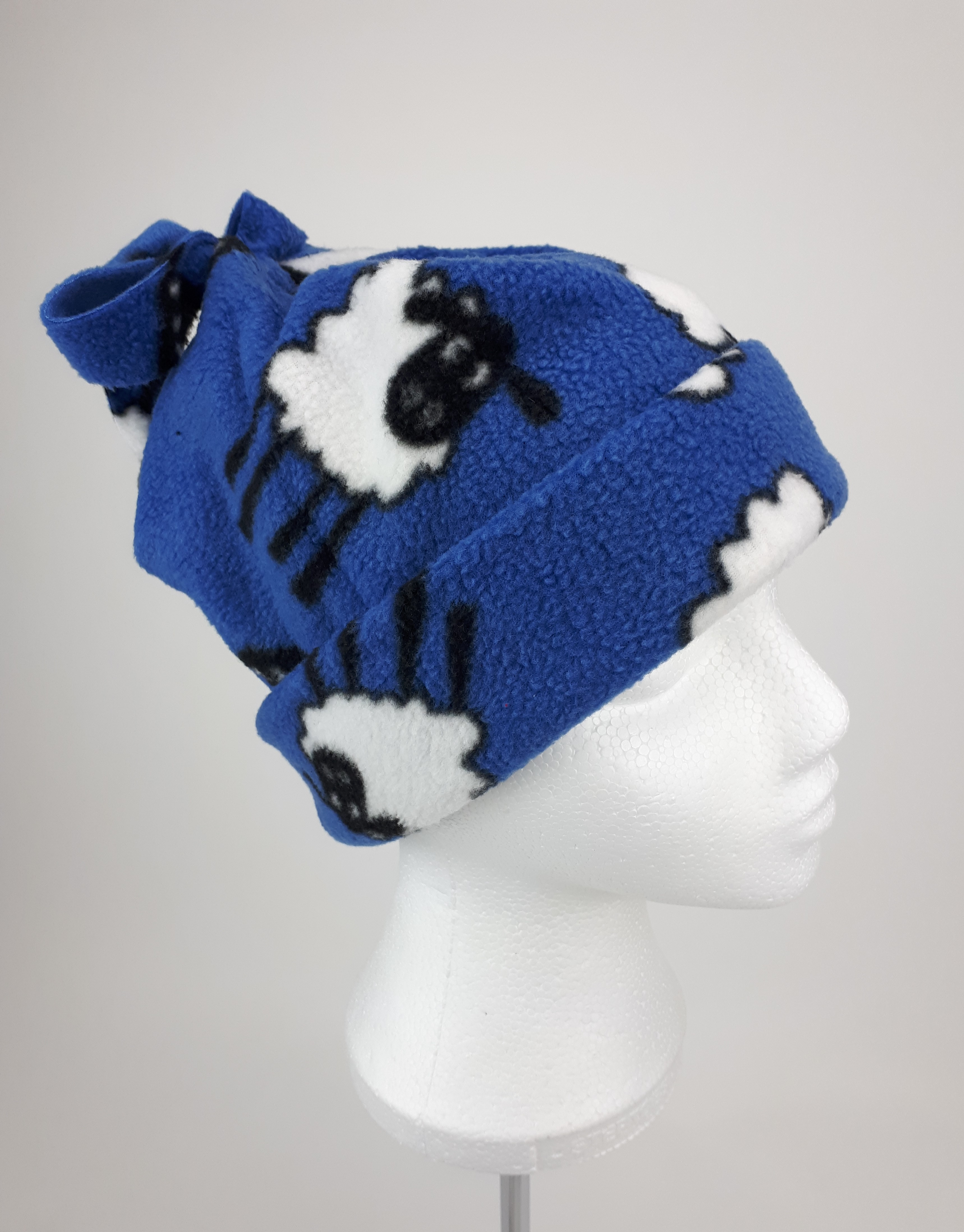 Blue Sheep Hat