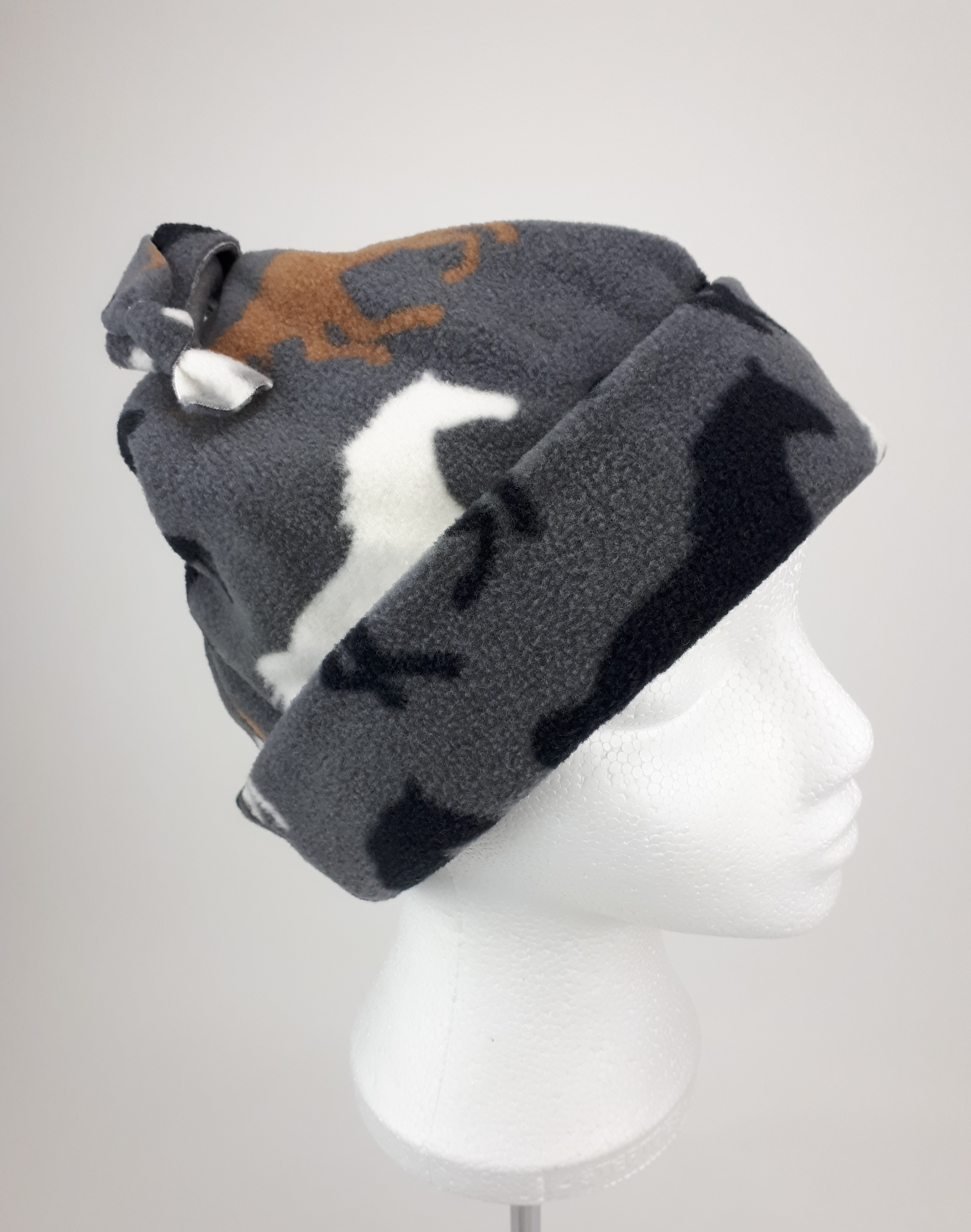 Silver Horses Hat