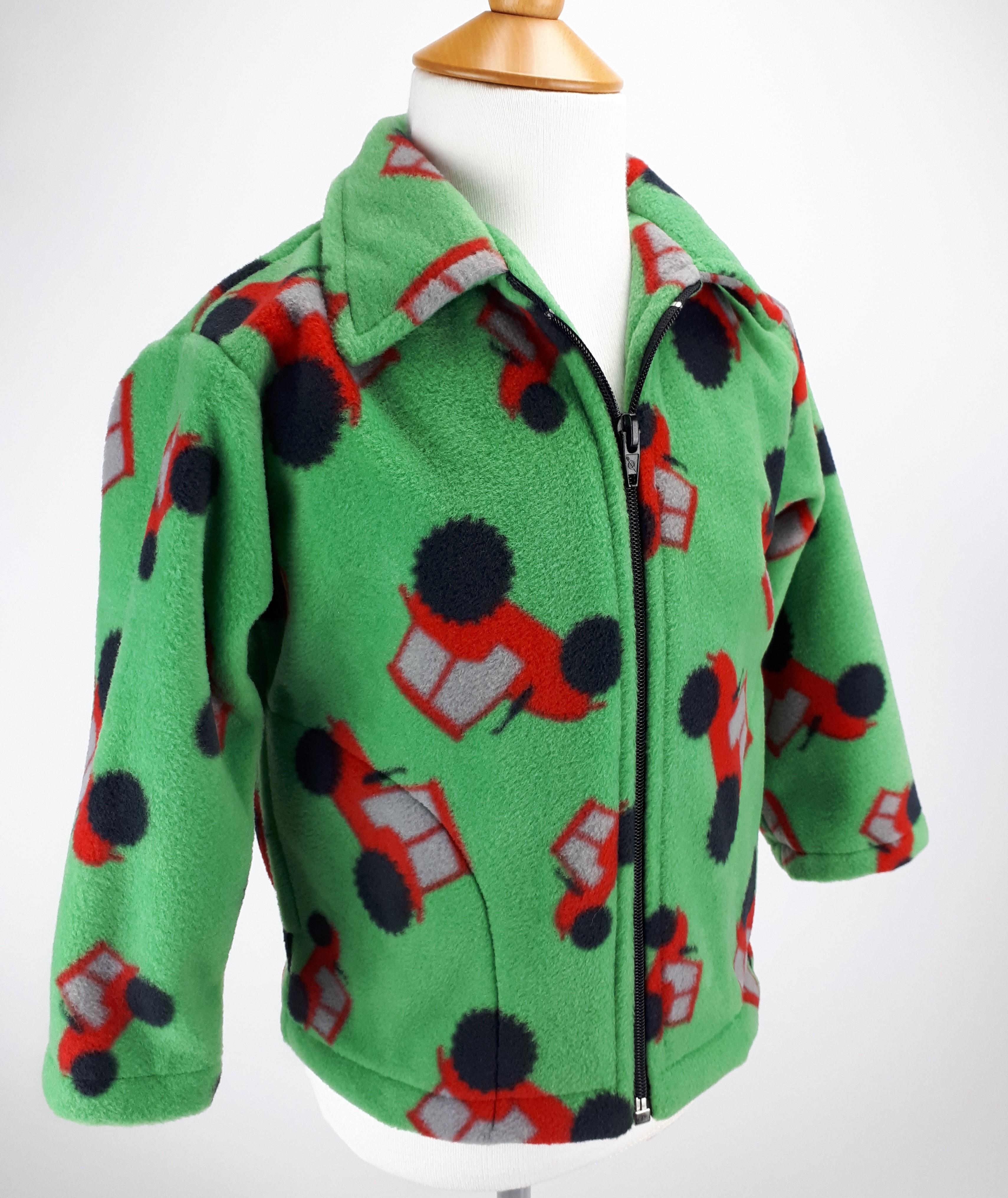 Green Tractors Jacket
