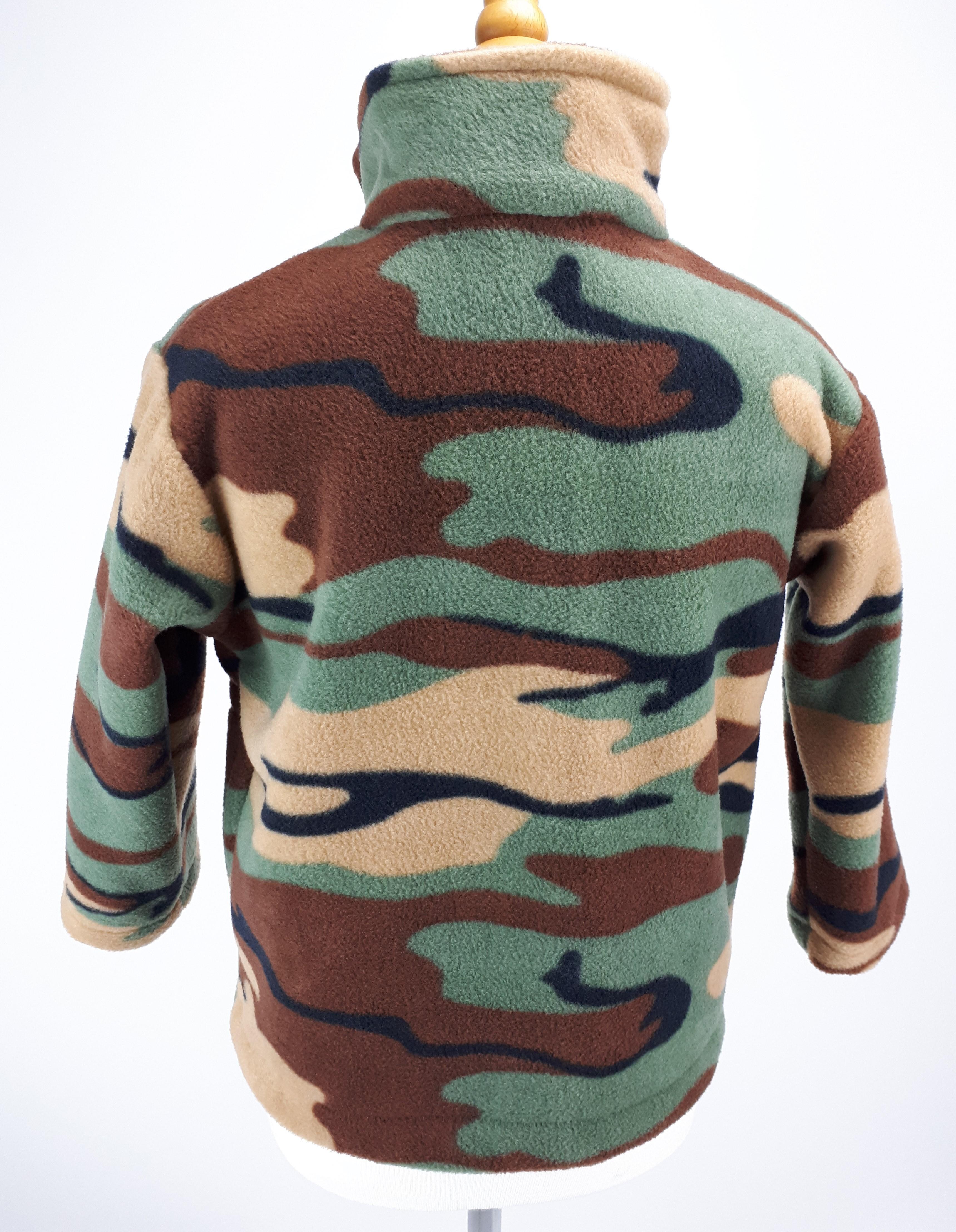 Jungle Camo Jacket