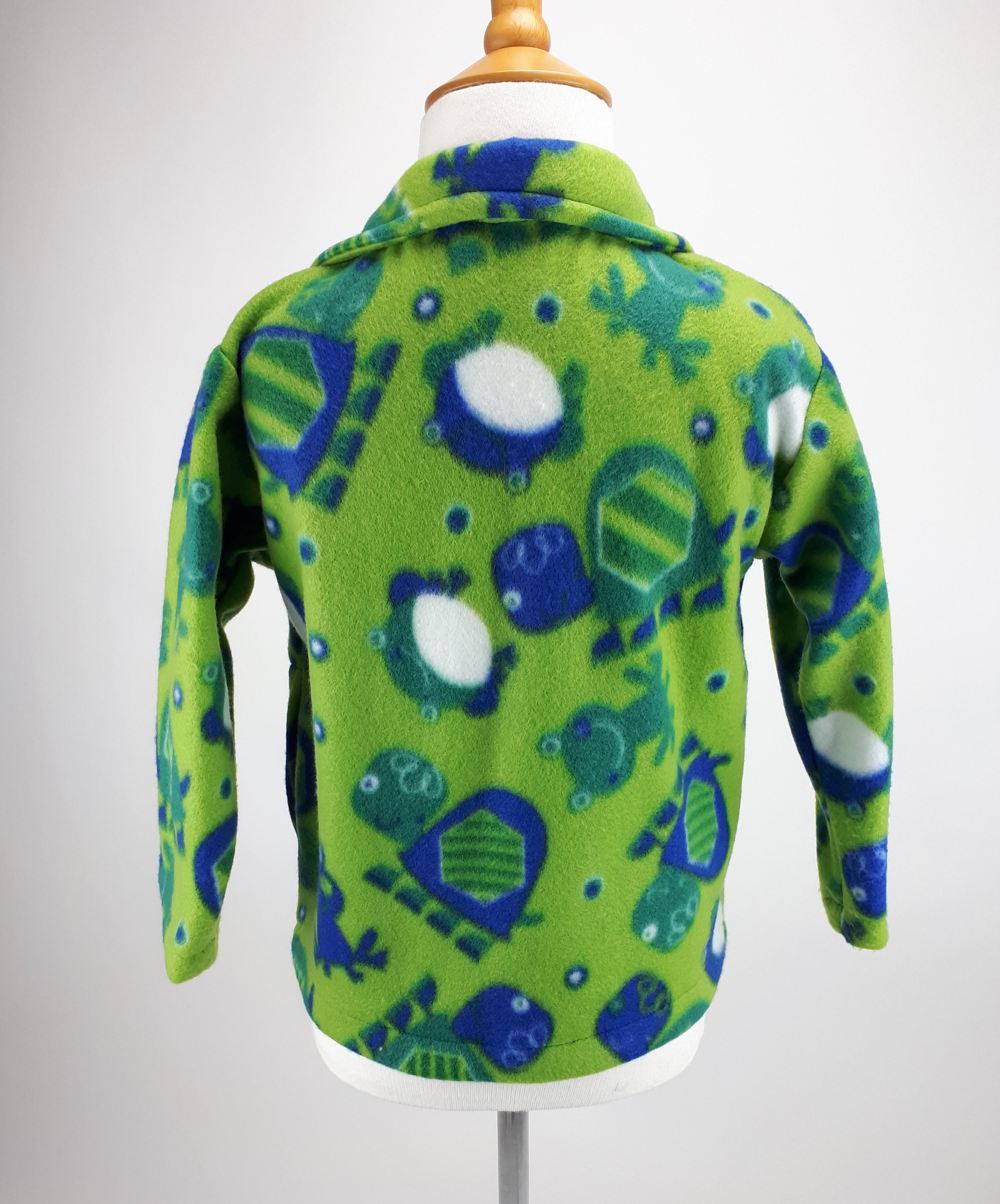 Green Frog Jacket