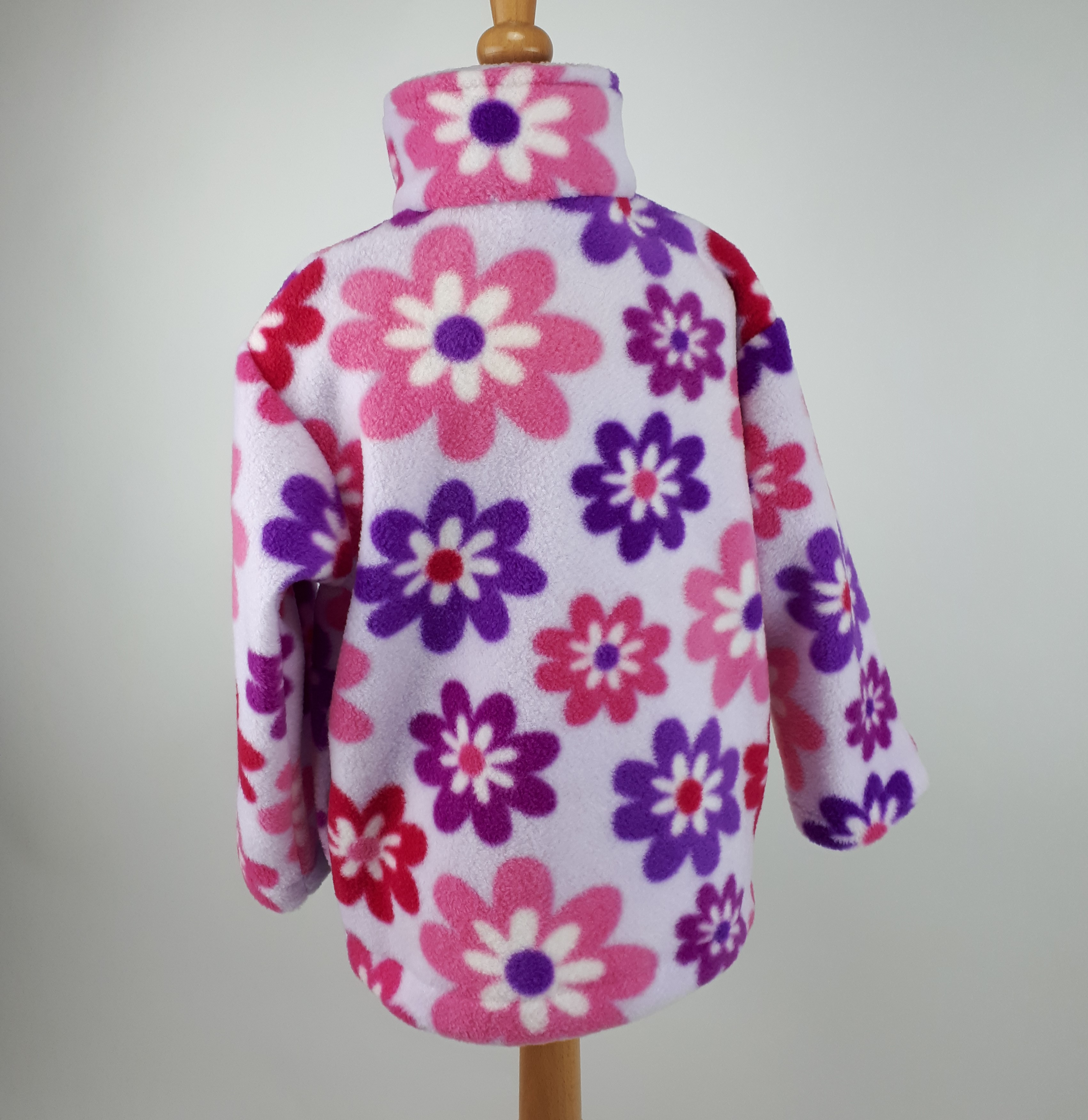 Lilac Flowers Jacket