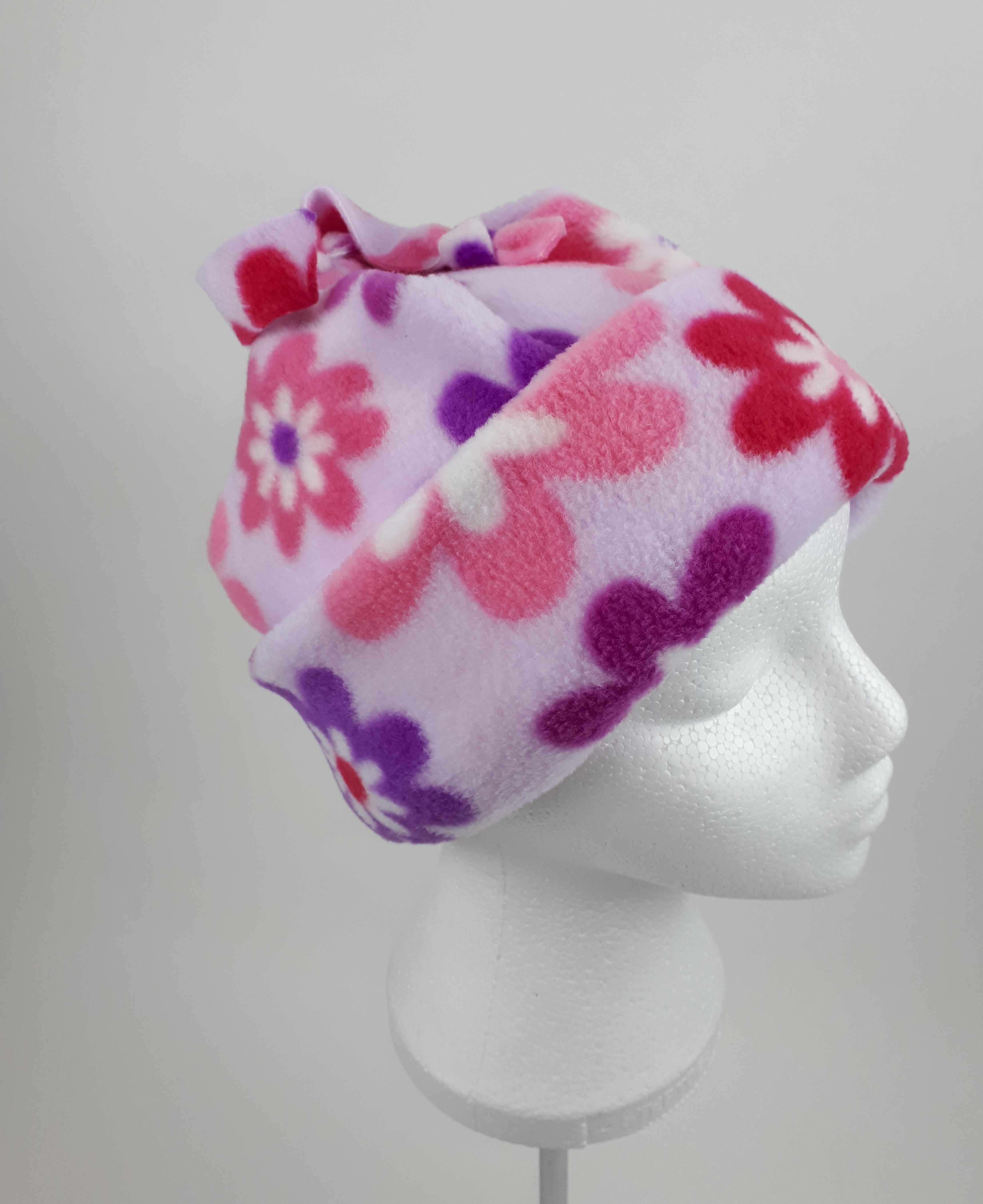 Lilac Flowers Hat