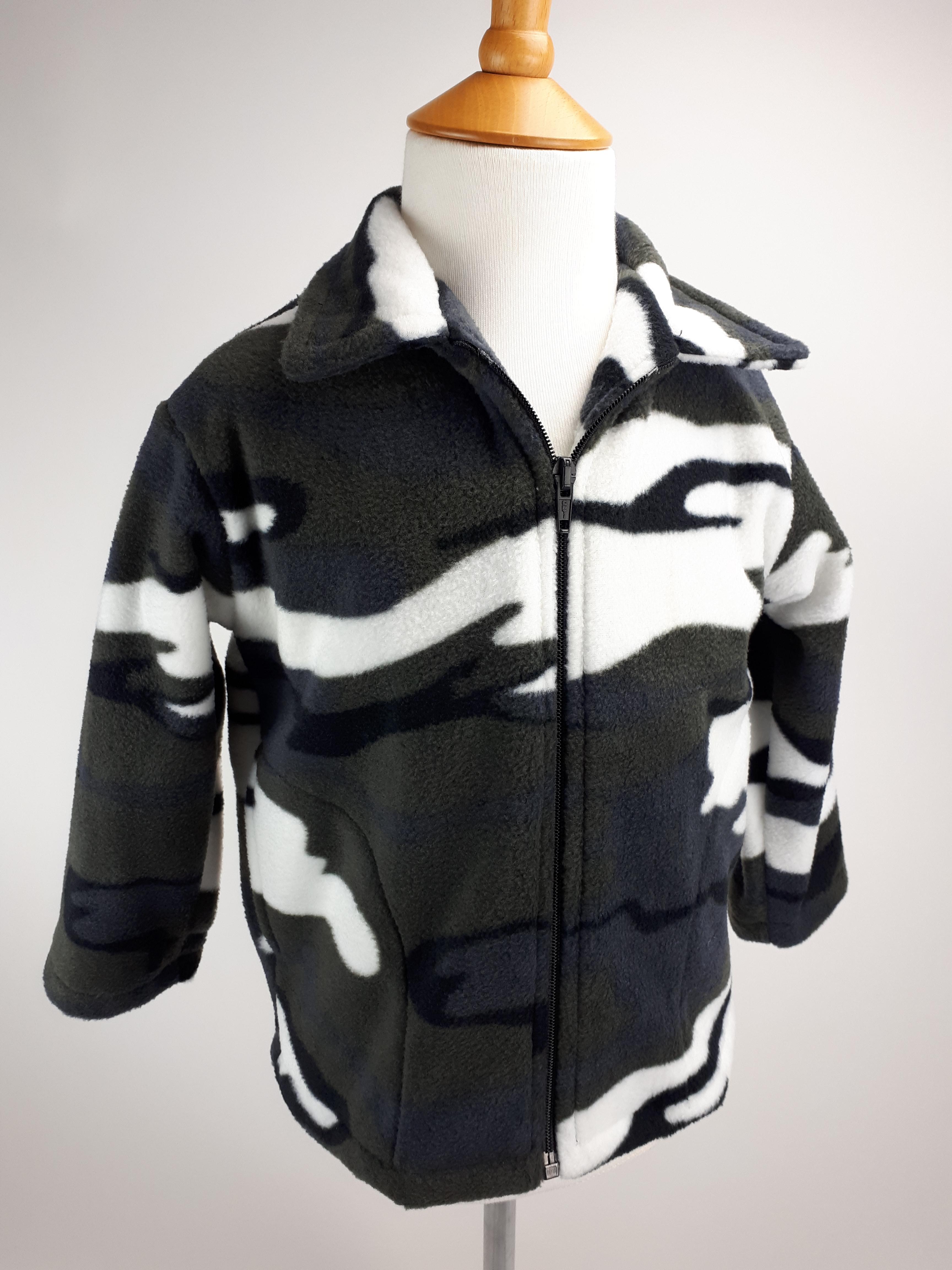 Arctic Camo Jacket