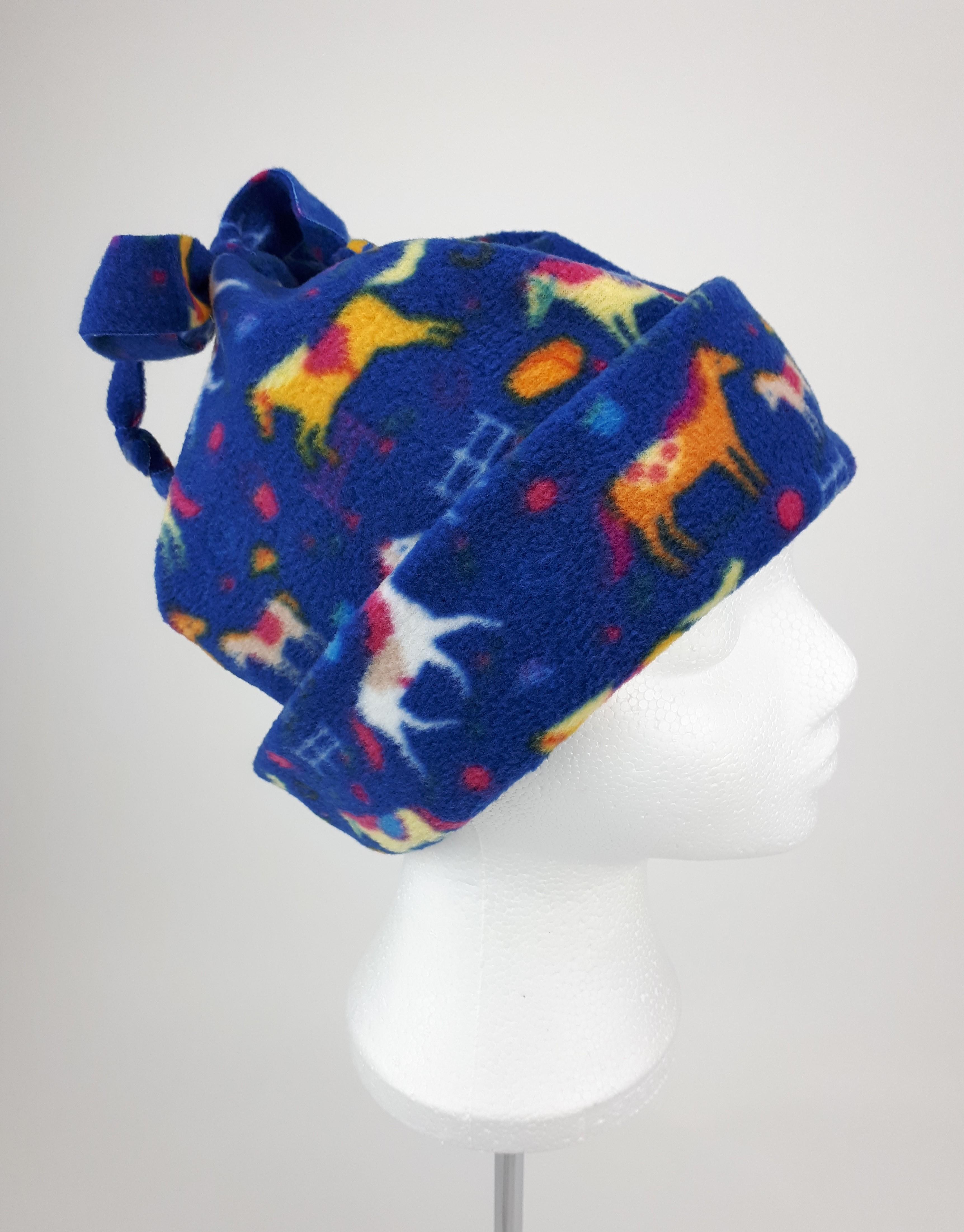 Blue Horses Hat