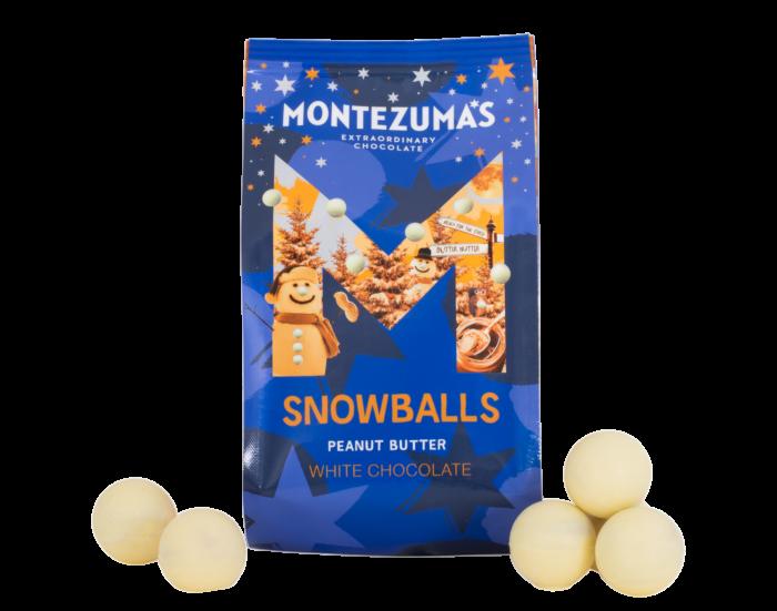 Montezumas Snowballs