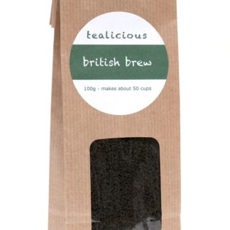 Tealicious British Brew