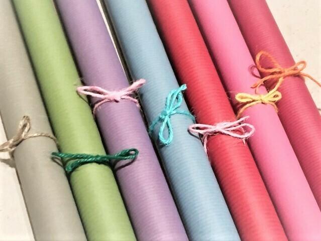 Coloured Kraft Roll