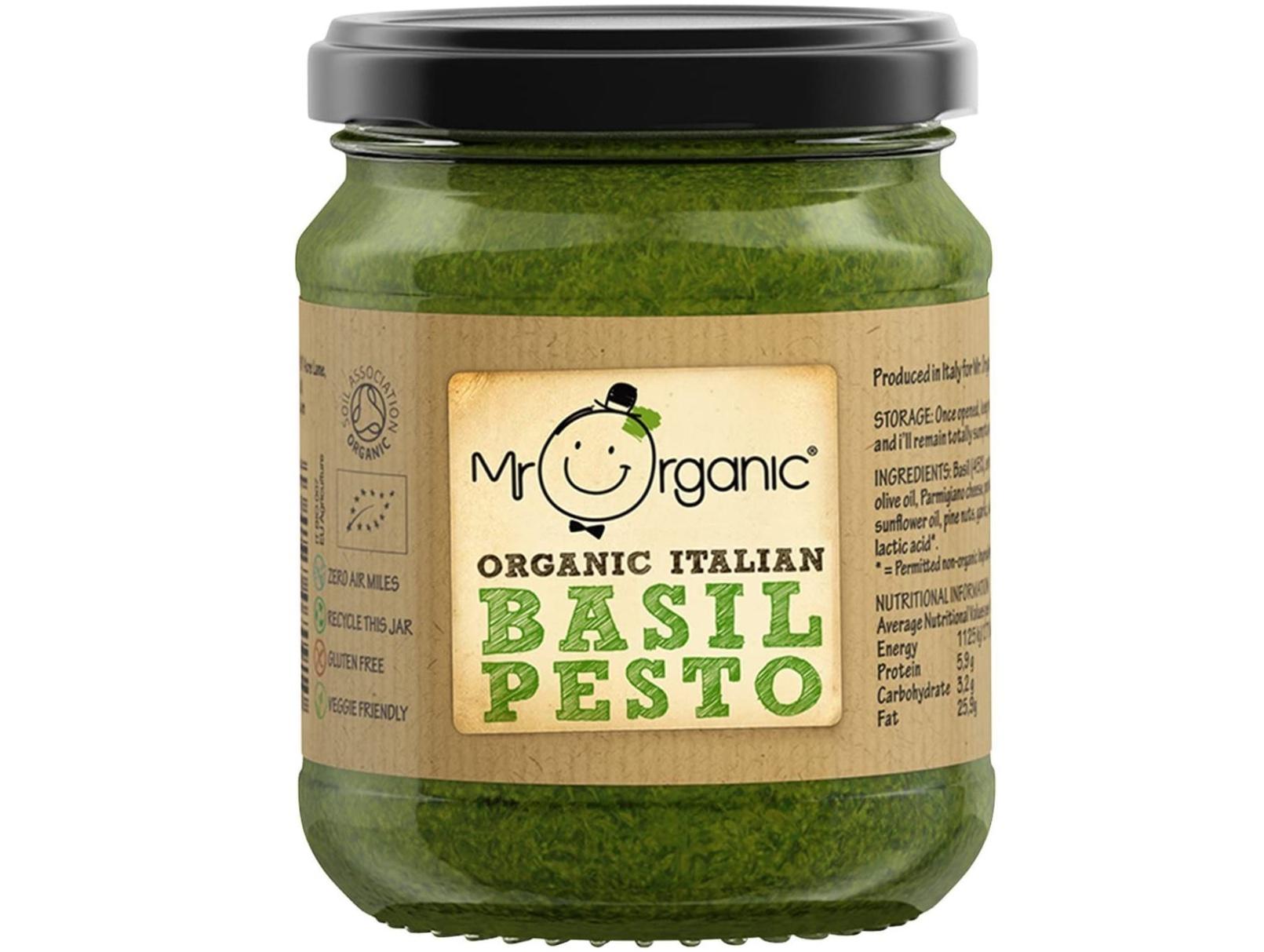 Pesto (Mr Organic)