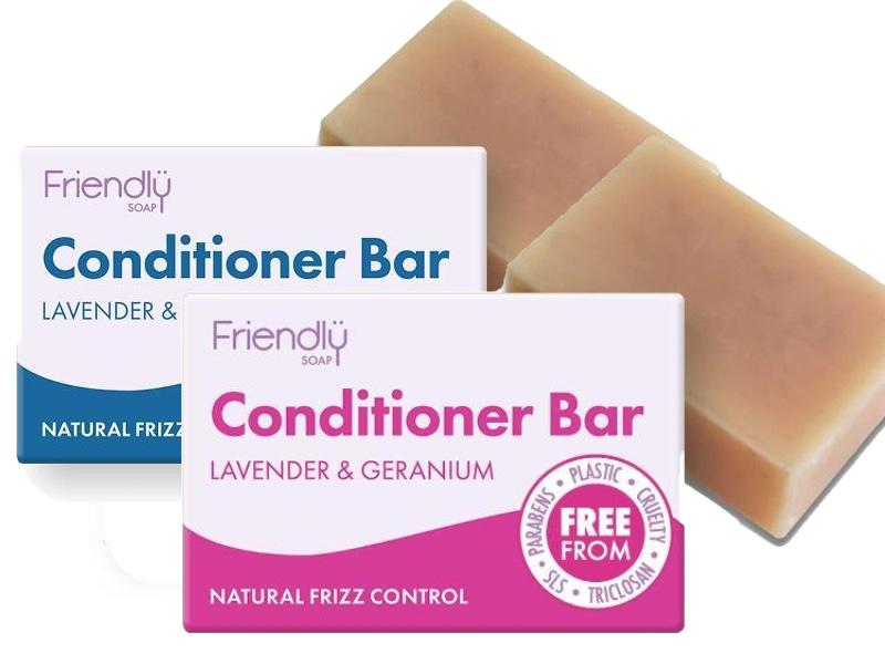 Friendly Conditioner Bars