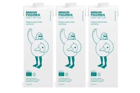 Minor Figures Organic Oat M*lk (1l)