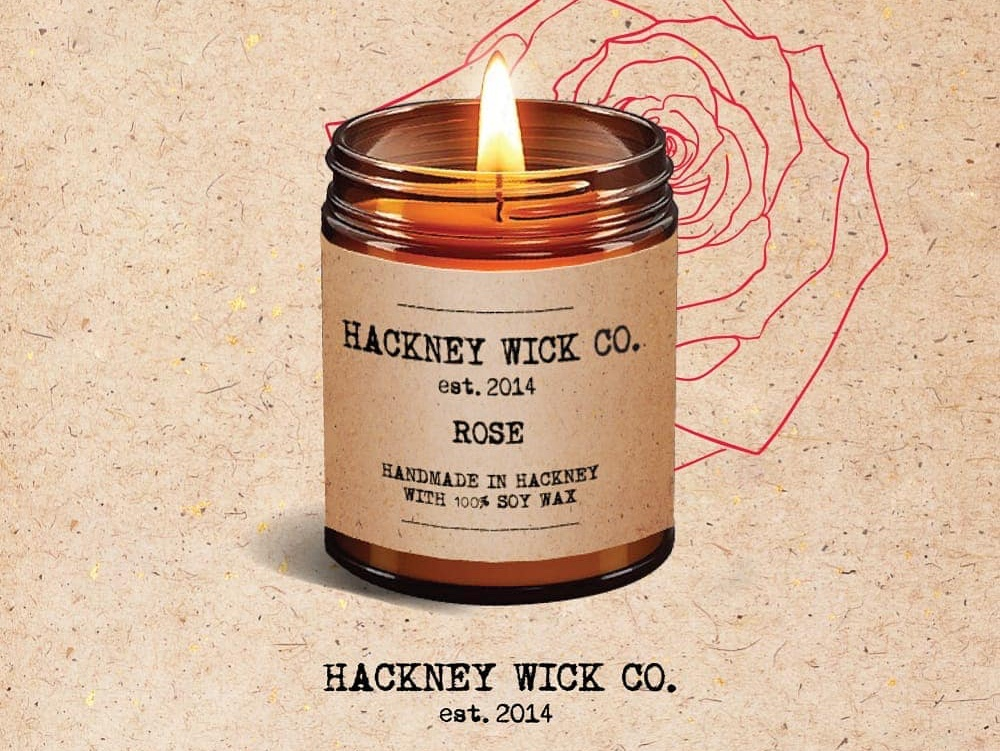 Hackney Wick Candles