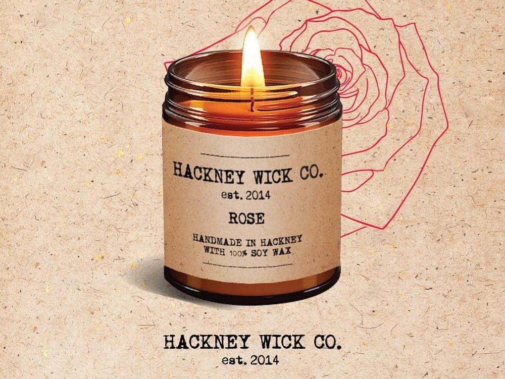Hackney Wick Candles