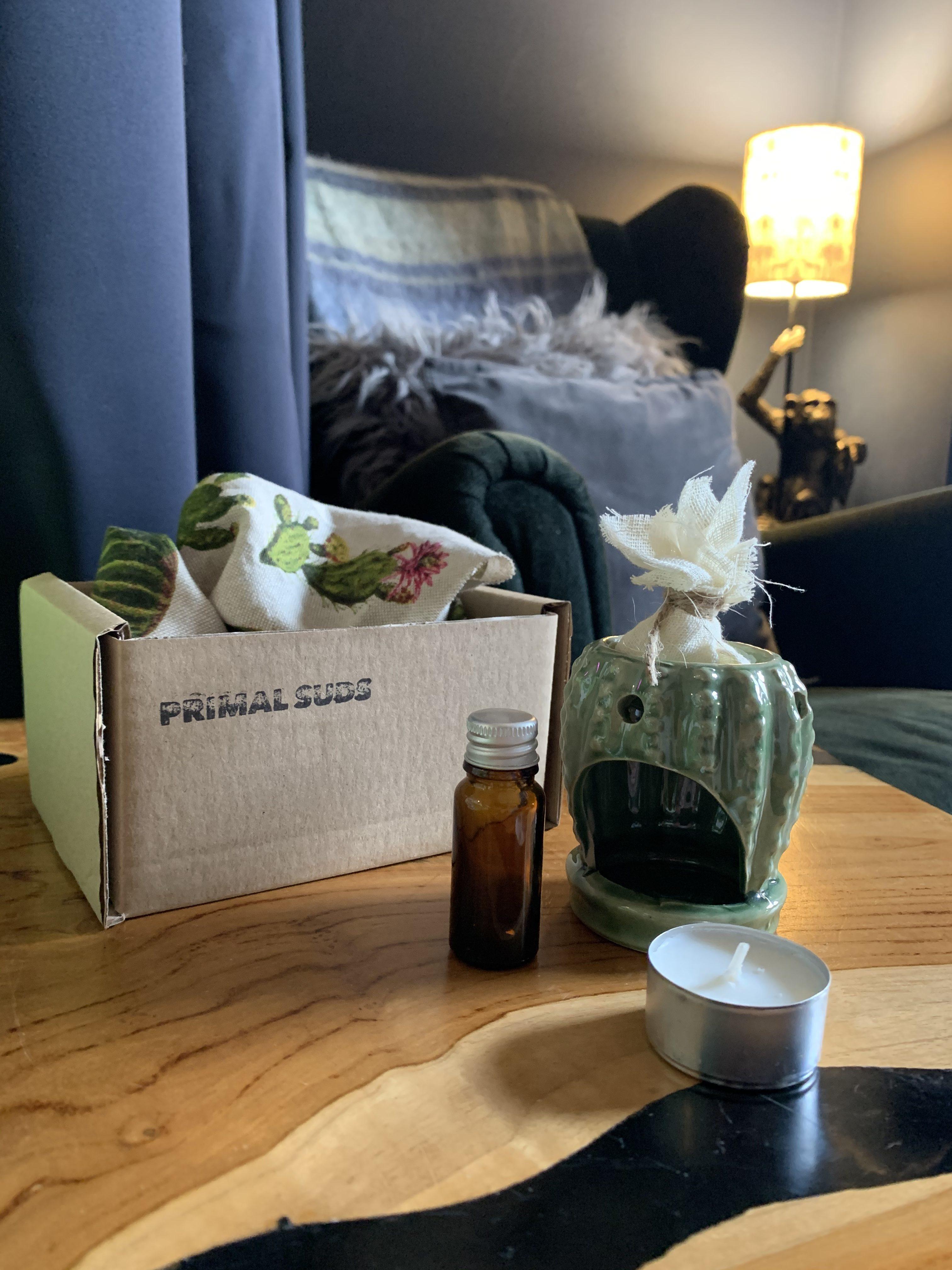 Primal Suds Smells on Point Gift Set